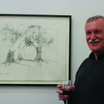 Malcolm Pettigrove and his work Hilltop Gums