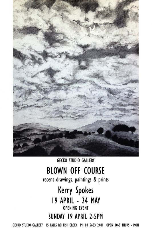 Kerry Spokes  - Blown Off Course