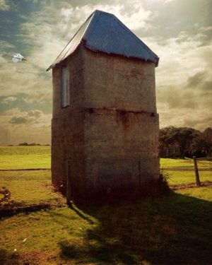 Kerry Spokes - The Chicory Kiln - iPhoneography