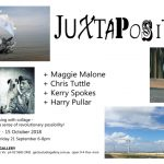 POSTER for JUXTAPOSITION